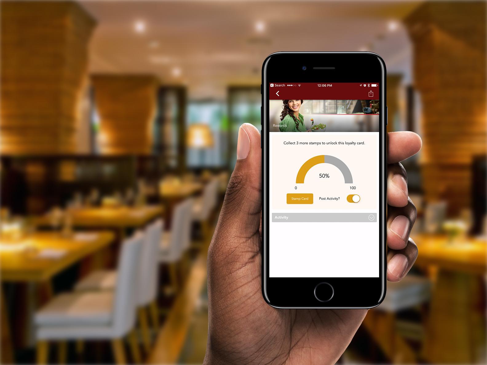 Introducing Mobile Apps For Restaurants Final Draft Design